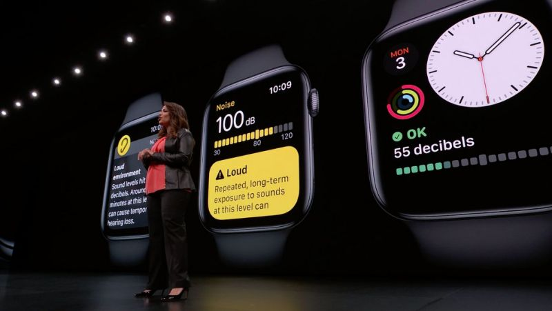 Dr. Sumbul Dasai, Apple's VP of Health, at WWDC on Monday in San Jose, California. Source: Apple
