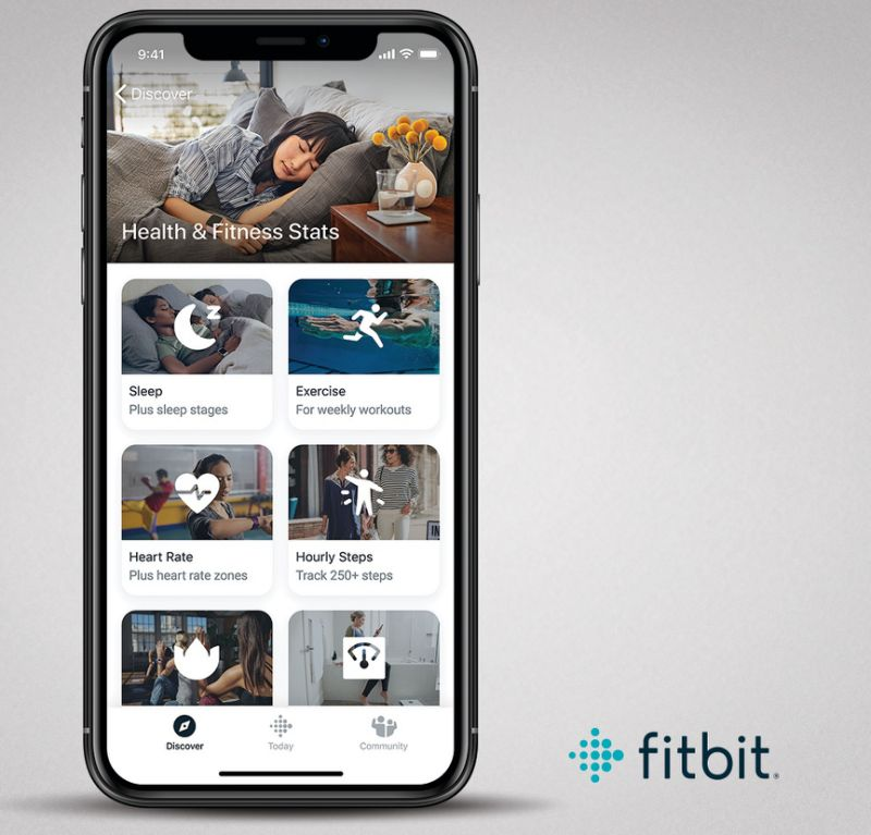 Fitbit has launched its new Fitbit Premium subscription service aimed at helping uses improve their health and wellness. (Image: Fitbit)