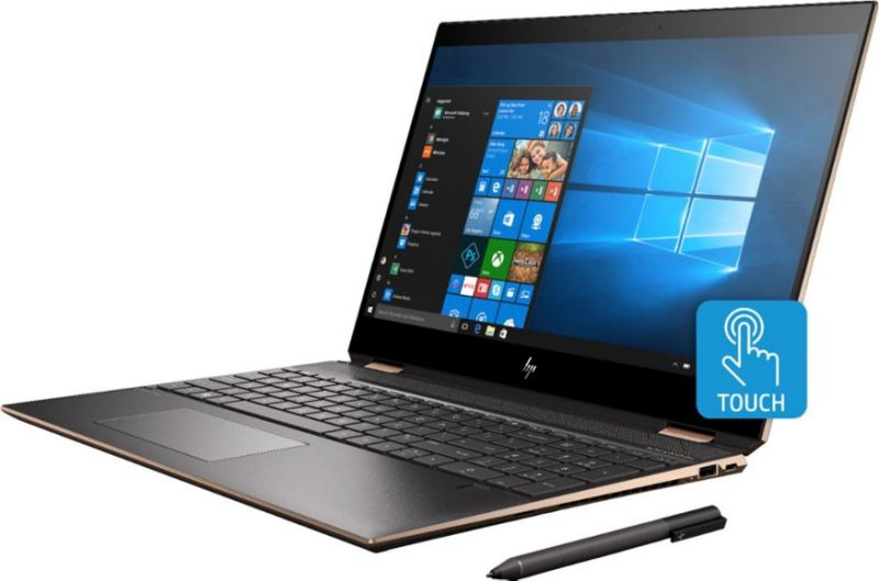 The HP Spectre x360 is on sale at Best Buy. (Image: Best Buy)