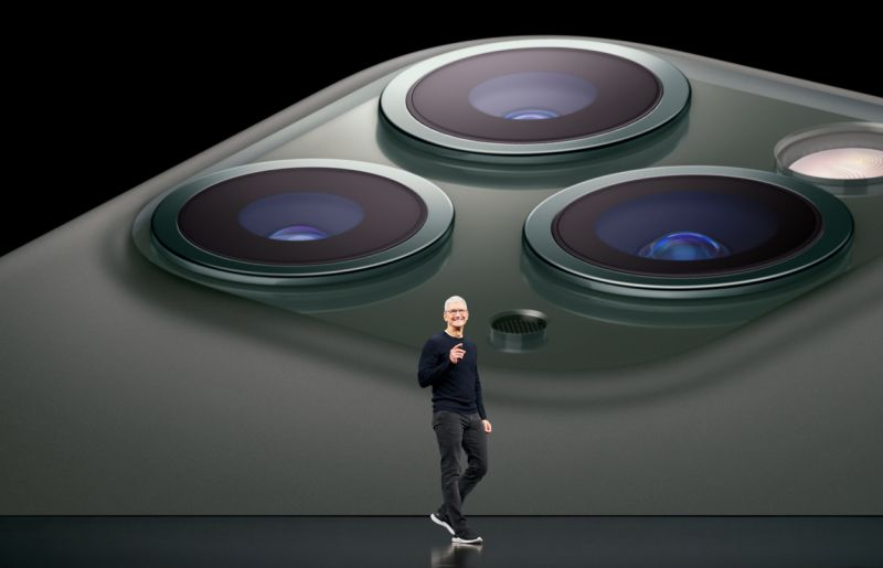 The iPhone 11 might not include 5G connectivity, but it's likely still worth the upgrade for many users. (Image: Apple)